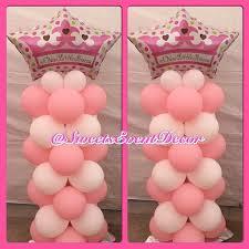 balloon arrangements los angeles baby shower decorations event decor balloon decor princess