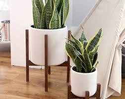 indoor planters etsy