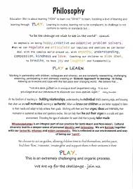 quote about learning environment philosophy u0026 play quotes central kids paraonecentral kids paraone