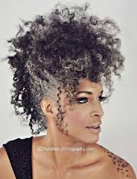 how to get gorgeous salt and pepper hair gorgeous salt pepper natural hair via shakara natural tips