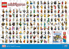 brickshelf gallery lego collectable minifigures