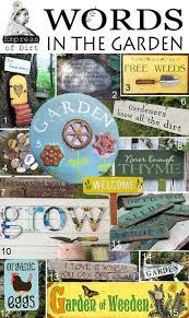 28 best garden signs u0026 sayings images on pinterest garden