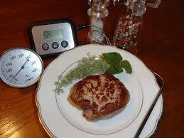 cuisine basse temperature pavés de bœuf cuisson basse température