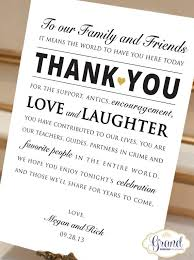 wedding reception quotes thank you wedding cards quotes
