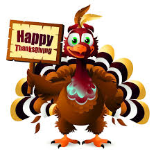 happy thanksgiving day turkey clipart thanksgiving day