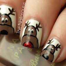 22 best christmas nail designs images on pinterest christmas
