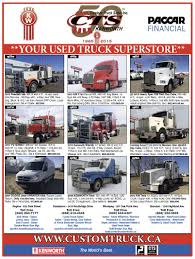 custom truck sales kenworth cts june newsletter u2014 andy willerton 204 293 9180