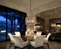 Mesmerizing Long Dining Room Light Fixtures  In Glass Dining - Dining room light