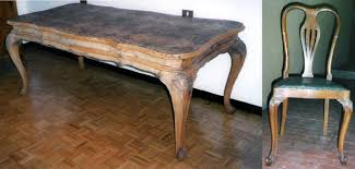sedie chippendale annunci usato net tavolo e sedie chippendale in radica