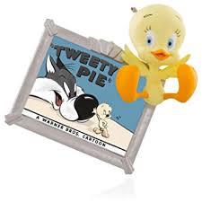 looney tunes tweety pie tweety bird ornament 2015