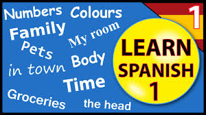 learn spanish for beginners lesson 1 youtube