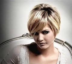 overweight with pixie cut short haircuts for chubby faces short hairstyles 2017 2018