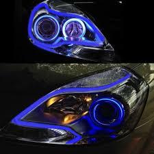 car led light strip 35 inch flexible led neon lights torchstar
