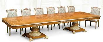 Luxury Dining Room Furniture by 11 Luxury Dining Furniture Exquisite Marquetry Work