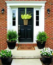 articles with front door spring planter ideas tag appealing front