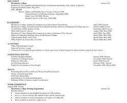 resume templates in spanish bar manager experience letter 1