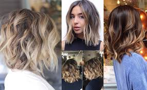 balayage hairstyles archives her style code