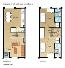 townhouse designs and floor plans townhome floor plan designs floor plans simple townhouse design