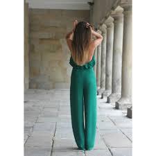 green jumpsuits valência green jumpsuit jumpsuits hazel dress dresses jumpsuit jump