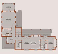 prairie style home floor plans impressive idea best l shaped house floor plans home modern shape