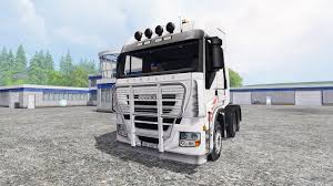 iveco stralis 600 for farming simulator 2015