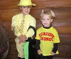Curious George Halloween Costume Toddler 21 Halloween Costumes Moms