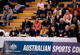 bench officials netball victoria