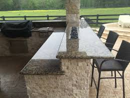 Linear Fire Pit by Outdoor Living Photos Pearland Friendswood Pergolas League City