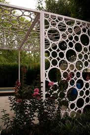 Backyard Privacy Screens Trellis 153 Best Privacy Screens And Fences Images On Pinterest Home