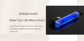 amazon black friday tickets korada handheld uv black light torch portable blacklight with led