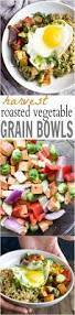 Roasted Vegetable Recipe by Harvest Roasted Vegetable Grain Bowl Easy Healthy Recipes Using