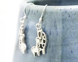 giraffe earrings giraffe earrings etsy