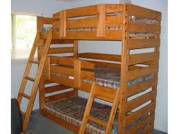 Stackable Bunk Beds Stackable Triple Bunk Beds The Bunk U0026 Loft Factory