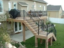 Deck And Patio Ideas Designs Best 20 Two Story Deck Ideas On Pinterest Two Story Deck Ideas