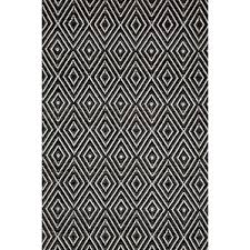 Brown And Black Rug Black And White Diamond Rug Wayfair