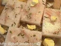 cuisiner poisson blanc dos de cabillaud au micro ondes recette dos cabillaud recette