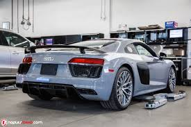 nardo grey as exclusive as it gets nardo gray r8 on vossen cg 204