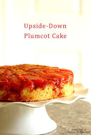 how to make an upside down cake with any fruit