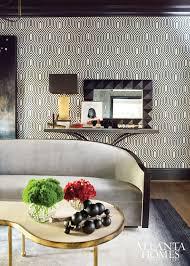 Best Baker Installations Images On Pinterest Living Spaces - Modern living room furniture atlanta