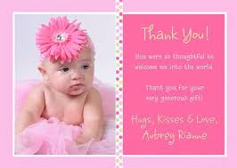 baby thank you cards beautiful baby gift thank you cards decoration wearing