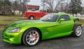 Dodge Viper 1999 - rebuildable 2008 dodge viper srt10 coupe 10k miles cleveland