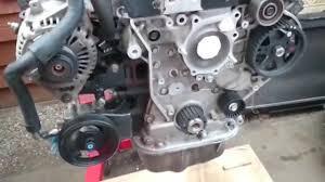 alternator power steering pump installation kia youtube