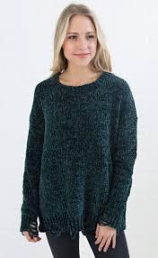 chenille sweater snuggle central chenille sweater green shopriffraff com
