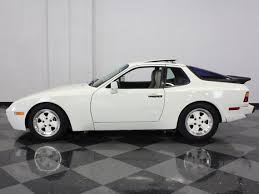 1987 porsche 944 turbo for sale white sunday 1986 porsche 944 turbo german cars for
