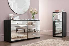 glass mirror bedroom set mirror design ideas glass desk mirrored bedroom furniture set