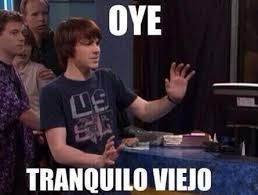 Drake Josh Memes - oye tranquilo viejo p 3 live laugh sing dance be happy