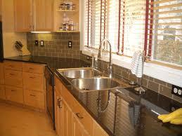 Kitchen Tile Backsplash Design Ideas Classy Glass Urn White