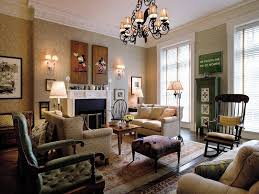 Relaxing Traditional Living Room Design With Nice Furniture - Comfortable living room designs
