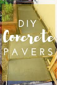 Backyard Plans Top 25 Best Concrete Backyard Ideas On Pinterest Concrete Deck