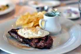 comment cuisiner un steak de cheval hip decoding the menu the about steak à